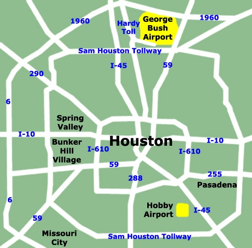 houston-texas-airports-map-free