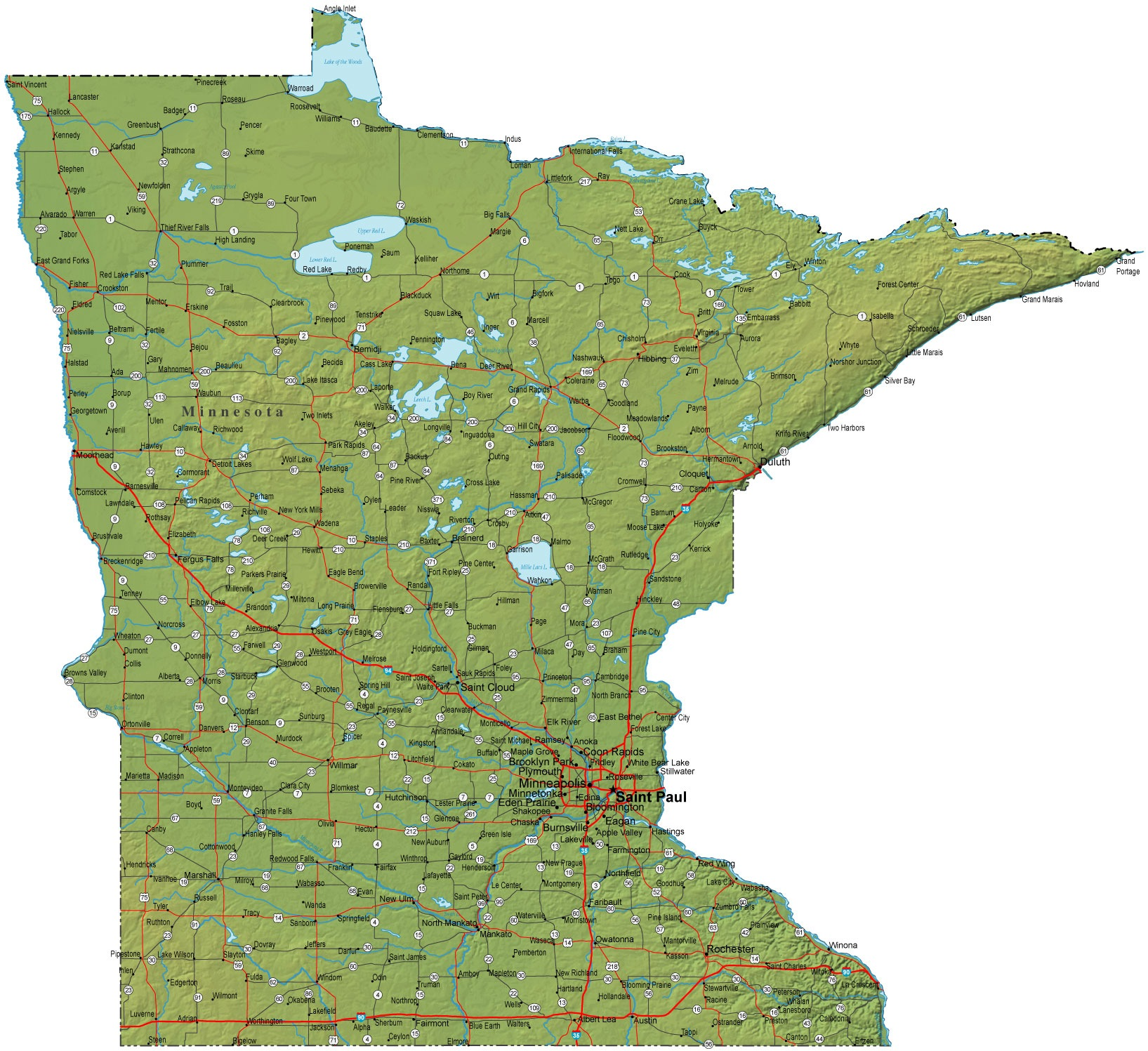 the-map-of-minnesota-state-for-down